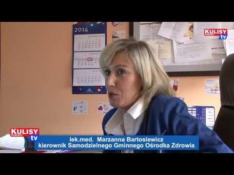 Sulmierzyce. Gminny Porgram Profilaktyki Ochrony Zdrowia