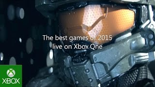 The Best Games of 2015 live on Xbox One