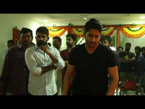 Naga Chaitanya, Lavanya Tripathi Movie Opening Video