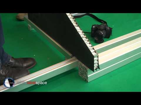 Testing of Panel Edge Insert Joint