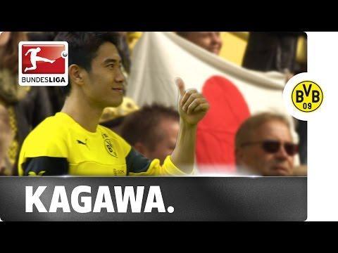 香川 Kagawa Makes Dream Return