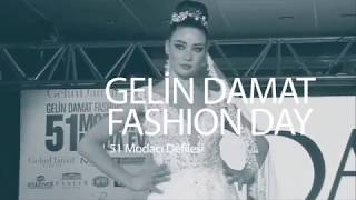 Gelin Damat Fashion Day 2019 Gelinlik Defilesi Çırağan Sarayı