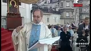 """Rydzyk: """"Wszyscy powinni słuchać Radia Maryja, wtedy Polska byłaby zupełnie inna… idźcie i głoście to…"""""""
