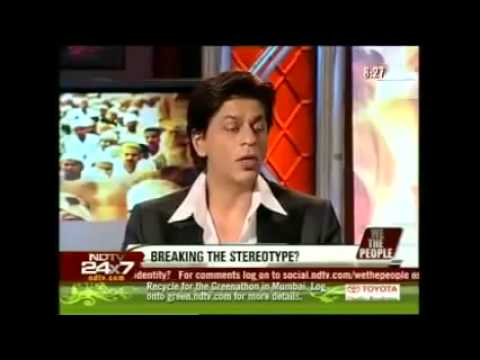 Shahrukh Khan,Dr Zakir Naik,Soha Ali Khan On NDTV With Barkha Dutt   Full Video 360p