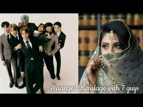 #20 Celebrations | Arrange Marriage with 7 guys (BTS FF) (OT7) (Indian FF) | Dhwani's Fanfiction