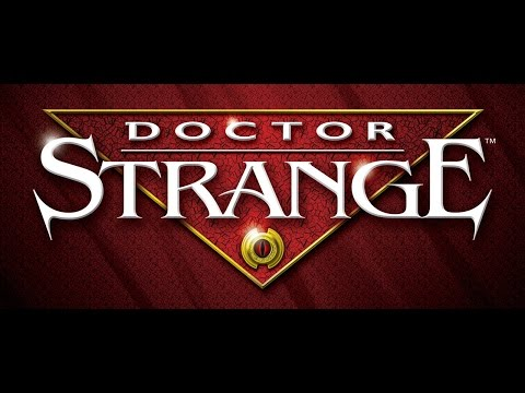Film Dungeon COmmentary Presents Doctor Strange The Animated Movie