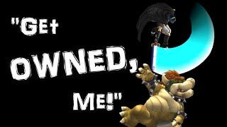 """Get OWNED, Me!"" 