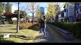 Blu-G – Autumn vibes in korea