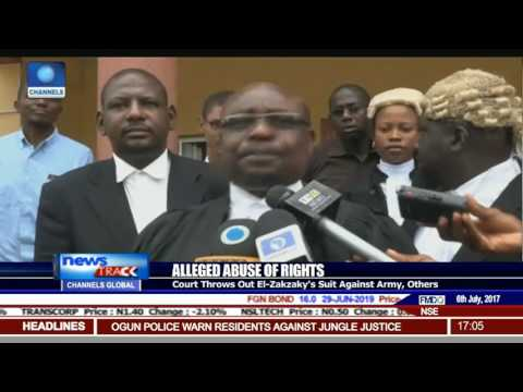 Court Throws Out El-Zakzaky's Suit Against Nigerian Army