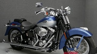 3. 2005  HARLEY DAVIDSON  FLSTSCI SOFTAIL SPRINGER CLASSIC   - National Powersports Distributors