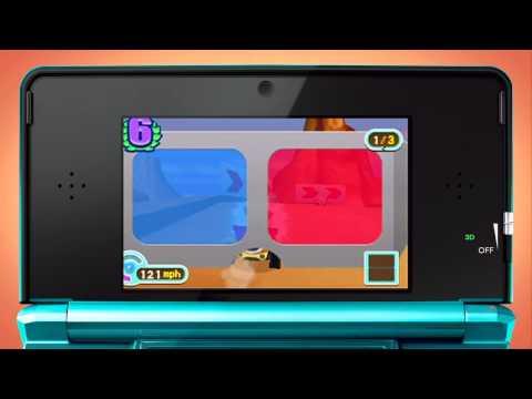 Super Monkey Ball 3D Race Trailer