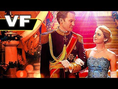 A CHRISTMAS PRINCE Bande Annonce VF ✩  Rose McIver, Romance Netflix (2017)