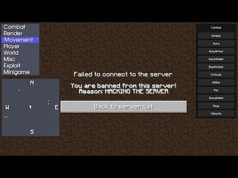 i got caught HACKING famous youtubers minecraft server...