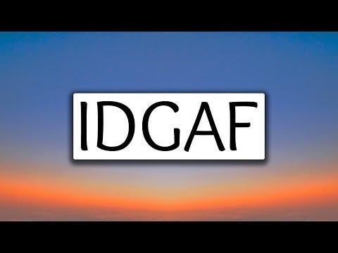 Dua Lipa - IDGAF (Lyrics) 🎤 (CryJaxx & Marin Hoxha Remix)