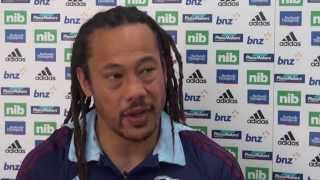 Tana Umaga chats about his Blues 2016 Super Rugby squad | Super Rugby Video