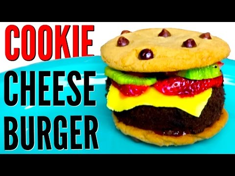 THE COOKIE BURGER DIY | How To