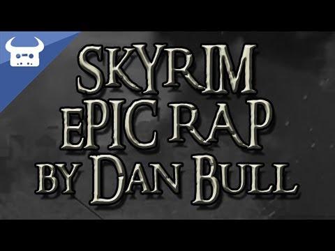 Tekst piosenki Dan Bull - Skyrim epic rap (Dovahkiin) po polsku