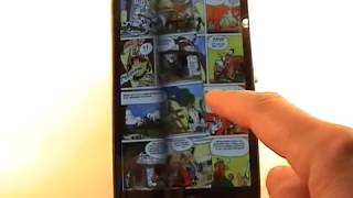Comic Reader Mobi YouTube video