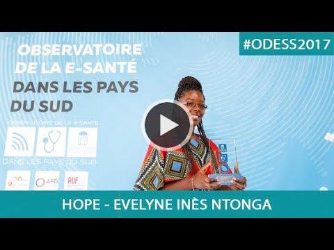 09 - Evelyne Inès Ntonga : Hope  - FR (видео)