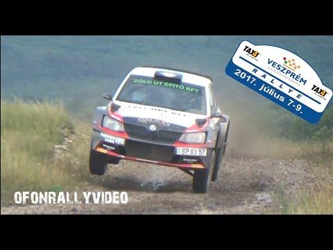 24. Veszprém Rallye 2017 Maxx attack - ofonrallyvideo