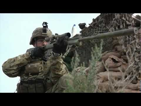 The Many Hats of An Army Sniper