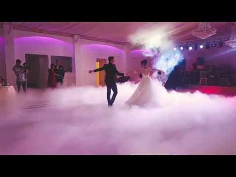Livio & Carina Wedding Dance ( Ed Sheeran - Perfect ) - Smartphone Filmed