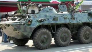 Burundi 21 Octobre 1993 L'hiérarchie militaire sabote la défense du Pr. Ndadaye