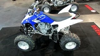 8. 2013 Yamaha Raptor 250 - Pure Sport ATV - 2012 Salon National du Quad - Laval Off Road Vehicles Show