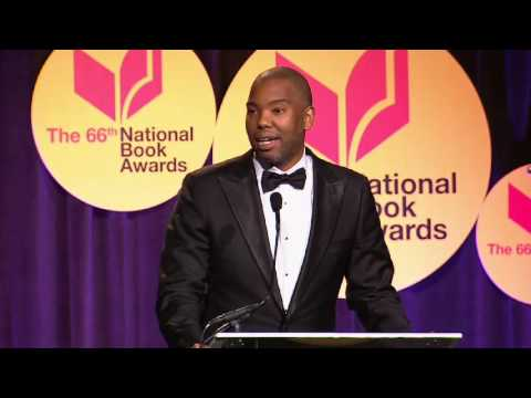 2015 NBA Non-Fiction Award Winner: Ta-Nehisi Coates