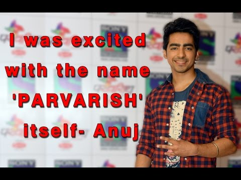 I was excited with the name 'PARVARISH' itself- An