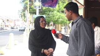 Public Opinion - Pn.Fatimah, Past&Now Of India Muslim Community Life !