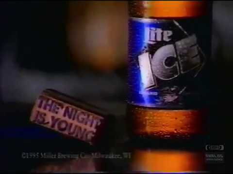 Lite Ice Beer | Television Commercial | 1995