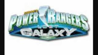 Power Rangers Lost Galaxy - Theme Song