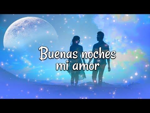 Frases de amor cortas - Buenas noches mi amor, quiero caminar contigo de la mano