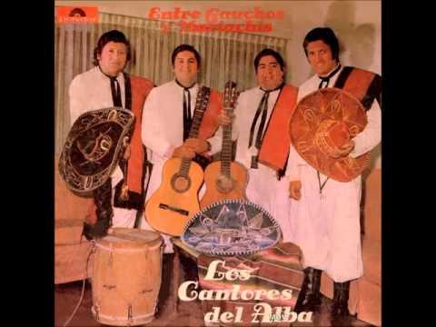 LOS CANTORES DEL ALBA – ENTRE GAUCHOS Y MARIACHIS (1975) (видео)