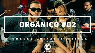 Video Orgânico #2 - Olhos Negros - Diomedes Chinaski part. Bivolt MP3, 3GP, MP4, WEBM, AVI, FLV Mei 2018