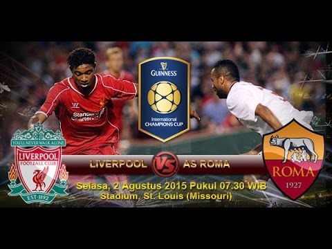 All goal and Highlight LIVERPOOL 1-2 AS ROMA | International Champion cup 2016