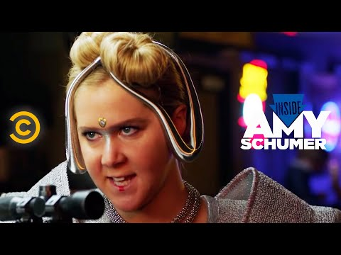 Inside Amy Schumer Time Travel