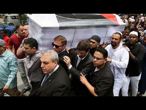 العرب اليوم - شاهد: مراسم تشييع جنازة مهندس الطاقة الفلسطيني