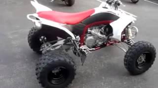 10. 2009 Yamaha YFZ450R ATV Philadelphia PA (610) 446-2002 | Crossroad Powersports