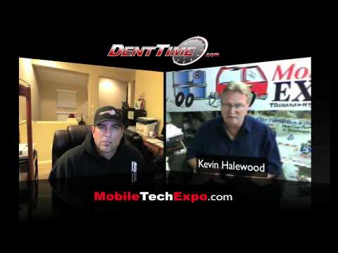 mobile tech - http://www.denttime.com http://www.mobiletechexpo.com Kevin Halewood who is the director of the Mobile Tech Expo explains in his own words what the show is a...