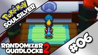 06 | THE FAULKNER IN OUR STARS | Pokémon SoulSilver Randomizer Quadlocke 2 by Ace Trainer Liam