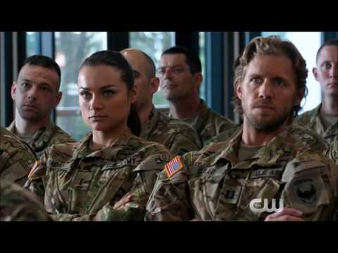 VALOR Official Trailer HD The CW Military Drama Series (2017)