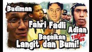 Download Video Budiman Adian dan Fadli Fahri, Dua Pasang Mantan Aktivis yang Berbeda Derajat MP3 3GP MP4