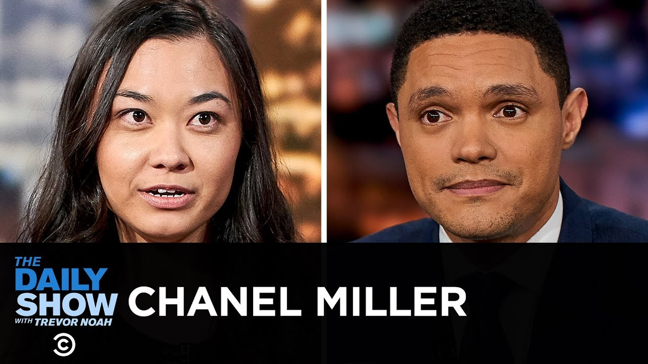 """Chanel Miller – Turning Her Pain Into a Rallying Cry with """"Know My Name"""" 