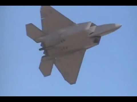 F 22 Raptor FULL Demo