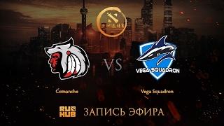 Comanche vs Vega Squadron, DAC 2017 CIS Quals, game 2 [Lex, 4ce]