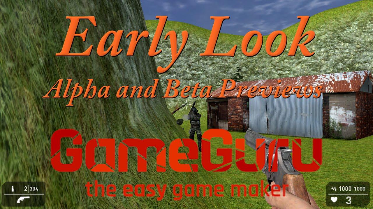Gameguru tutorials baditri Gallery