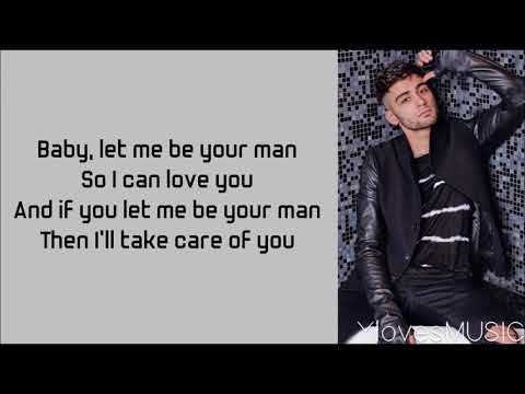 ZAYN - Let Me (Lyrics)