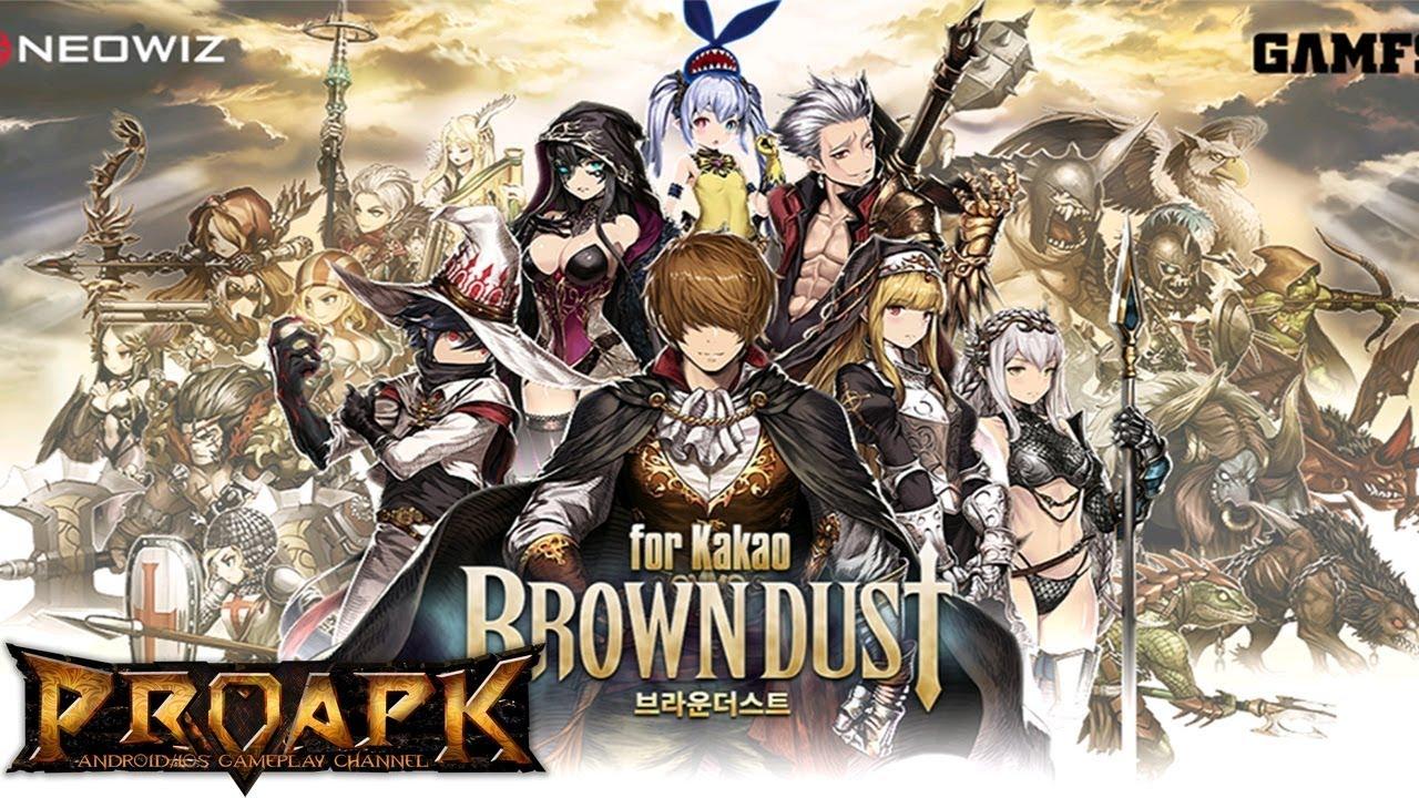 브라운더스트 for Kakao - 실시간 턴제 SRPG